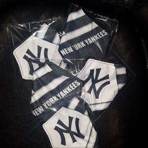 ❤ 2/$12 NEW NY Yankees Face Mask❤